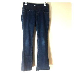 Maternity Jeans size 2 (stretch)